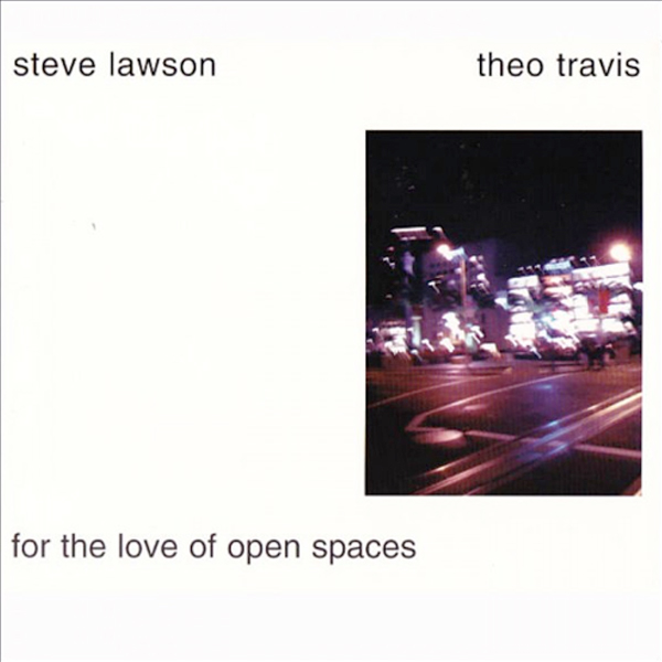 For the Love of Open Spaces (CD)