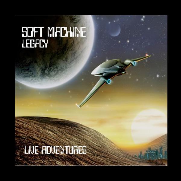 Live Adventures (CD)