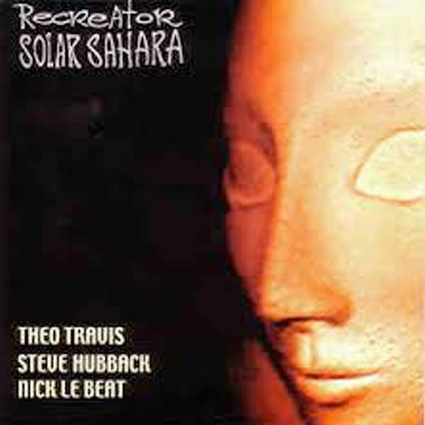 Recreator : Solar Sahara (CD)